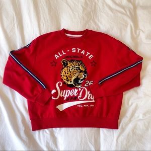 Superdry Graphic Sweatshirt